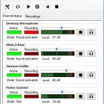 Snooper multi channel recorder