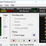 Snooper-sound-activated-recorder-main-GUI
